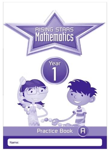 Rising Stars Mathematics Yr 1 Pract Bk a