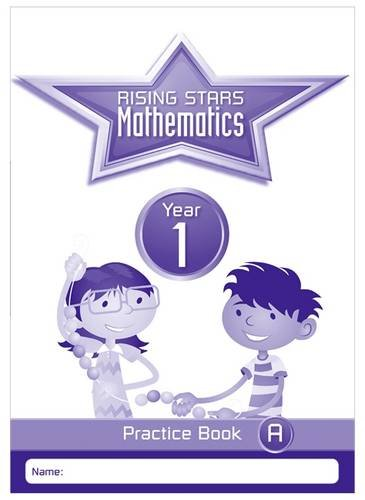 9781783399031: Rising Stars Mathematics Year 1 Practice Book Pack (Single Copies of Books A, B and C)