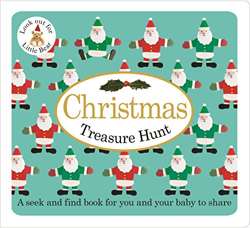 Christmas Treasure Hunt (Baby's Treasure Hunt): Roger Priddy