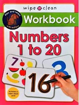 9781783410736: Numbers 1-20 (Wipe Clean Workbooks)