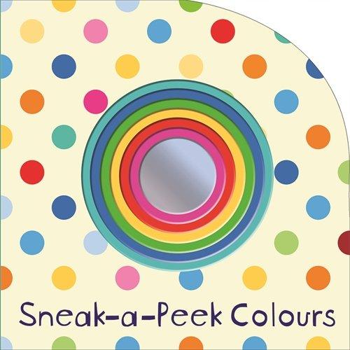 Colours (Sneak a Peek): Priddy, Roger