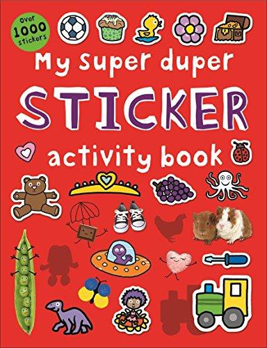 9781783411603: My Super Duper Sticker Activity Book (My Super Duper Activity Books)