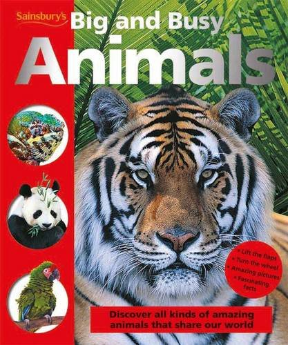9781783411986: Animals (Big and Busy)