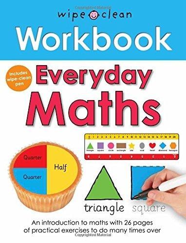 9781783412310: Everyday Maths (Wipe Clean Workbooks)