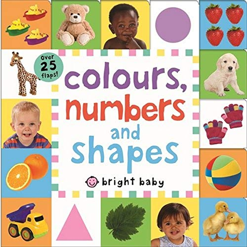 9781783412495: Colours, Numbers and Shapes