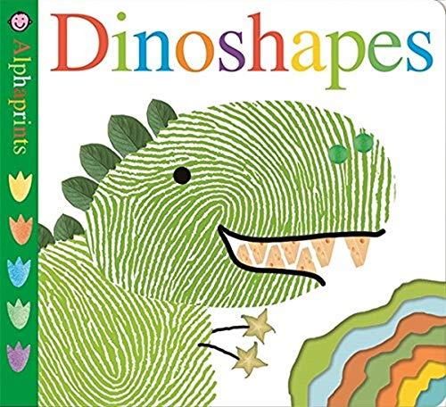 9781783412990: Dinoshapes: Alphaprints
