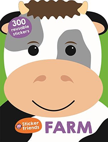 9781783413683: Farm (Sticker Friends)