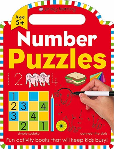 9781783415526: Priddy Learning Number Puzzles