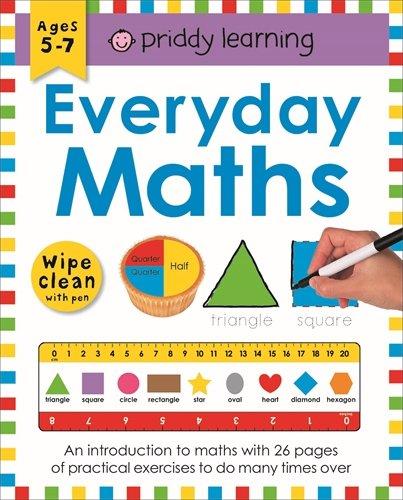 9781783416073: Everyday Maths: Wipe Clean Workbooks