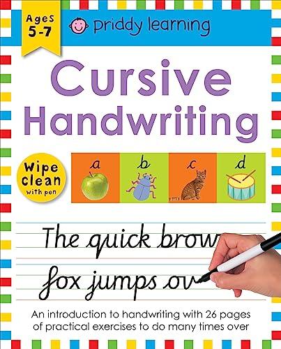 9781783416103: Cursive Handwriting: Wipe Clean Workbooks