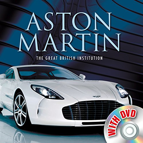 9781783432059: Aston Martin (Vehicle Book and DVD)
