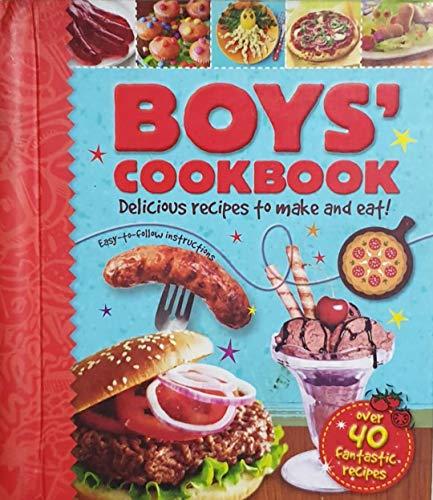 9781783433575: Boys' Cook Book