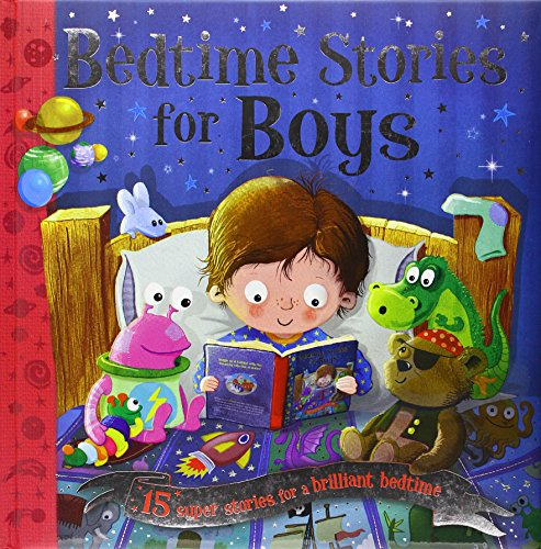 9781783433643: First Bedtime Stories for Boys