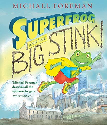 9781783440306: Superfrog and the Big Stink!