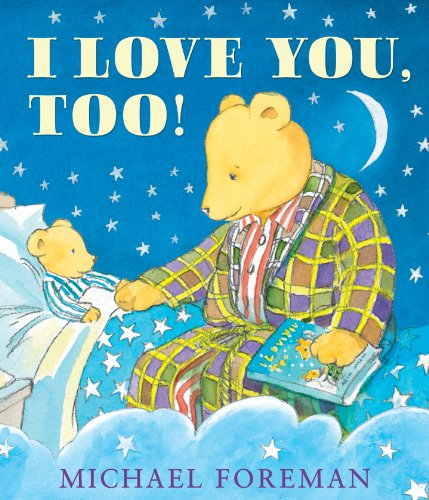 I Love You, Too!: Foreman, Michael