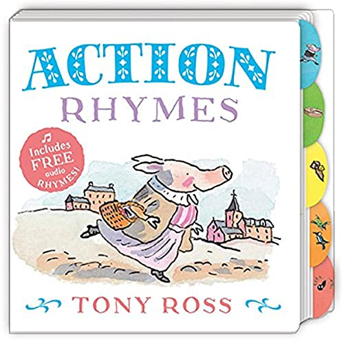 9781783440467: Action Rhymes (My Favourite Nursery Rhymes Board Book)