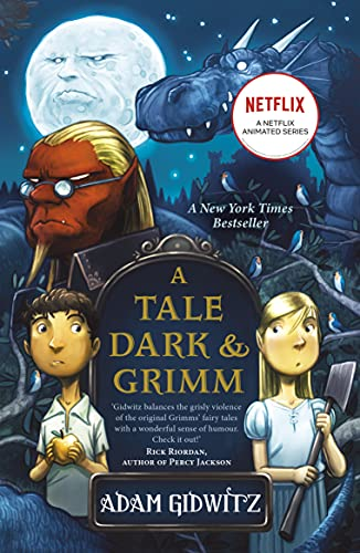 9781783440870: A Tale Dark and Grimm (Grimm series)