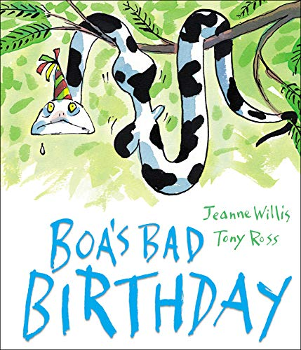 Boa's Bad Birthday: Willis, Jeanne