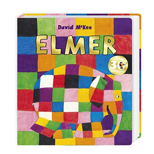 9781783442683: Elmer: Board Book