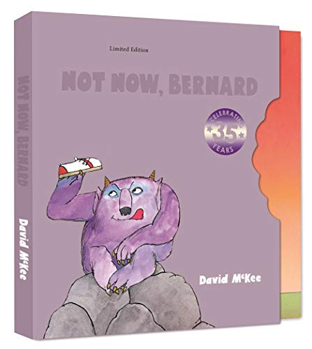 9781783443239: Not Now, Bernard: Limited Edition Slipcase