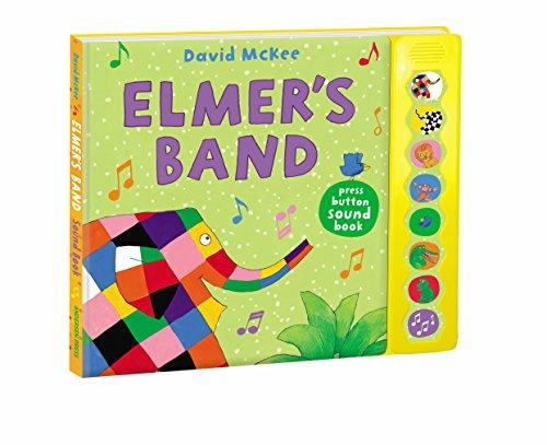 Elmer's Band (Hardcover): David McKee