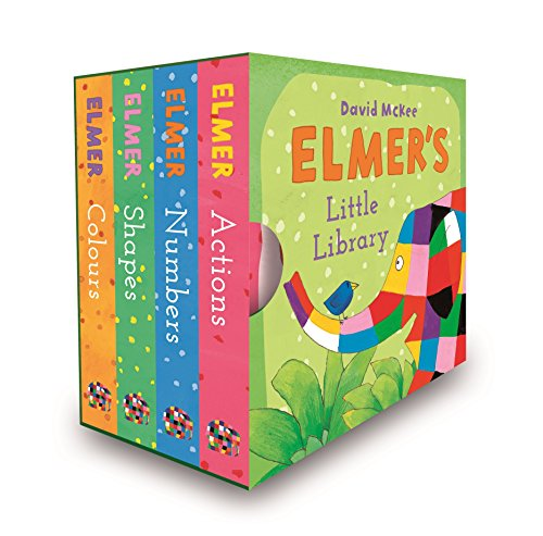 9781783443963: Elmer's Little Library