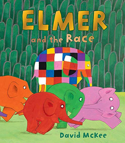 9781783444175: Elmer and the Race (Elmer Picture Books)