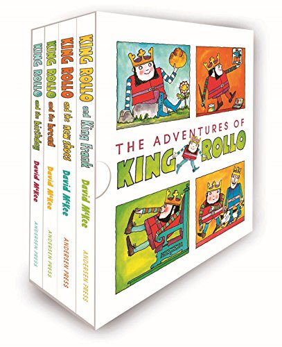 9781783444687: The Adventures of King Rollo