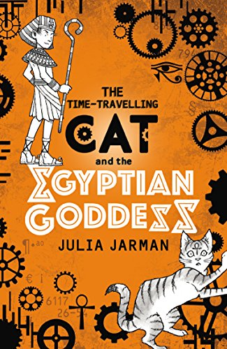 9781783445738: The Time-Travelling Cat and the Egyptian Goddess