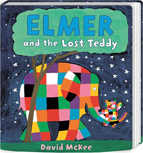 9781783445837: Elmer and the Lost Teddy: Board Book