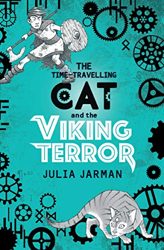 9781783446254: The Time-Travelling Cat and the Viking Terror