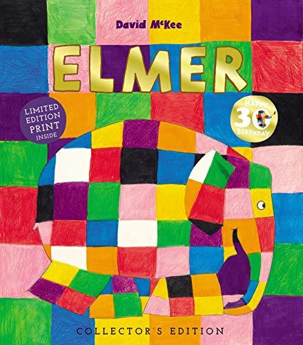 9781783447534: Elmer (30th Anniversary Collector's Edition) (Elmer Picture Books)