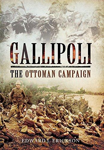 9781783461660: Gallipoli: The Ottoman Campaign