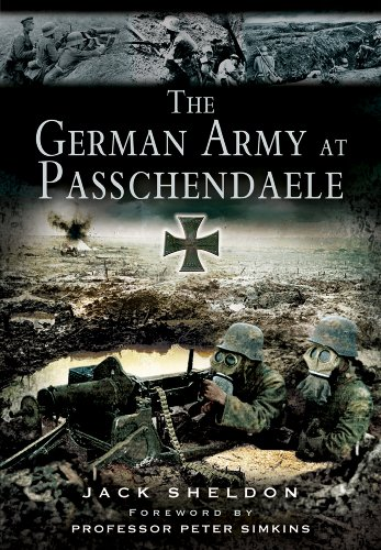 9781783461820: The German Army at Passchendaele