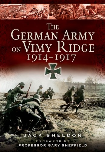 9781783461844: The German Army on Vimy Ridge 1914 - 1917