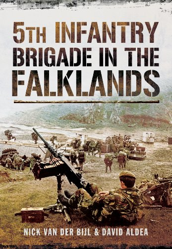 9781783462636: 5th Infantry Brigade in the Falklands War