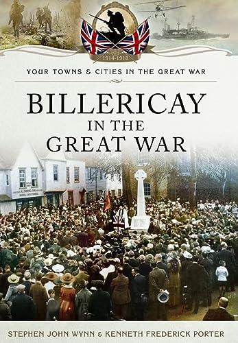 BILLERICAY IN THE GREAT WAR: Stephen John Wynn,