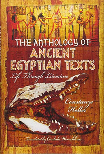 An Anthology of Ancient Egyptian Texts: Life Through Literature: Holler, Constanze
