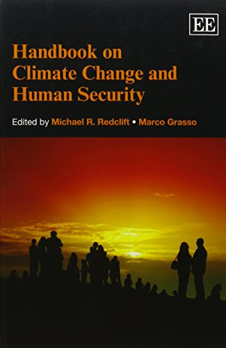 9781783470051: Handbook on Climate Change and Human Security