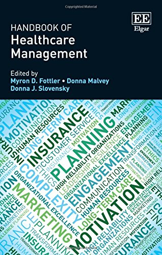9781783470143: Handbook of Healthcare Management (Research Handbooks in Business and Management series)