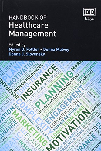9781783470150: Handbook of Healthcare Management (Research Handbooks in Business and Management series)