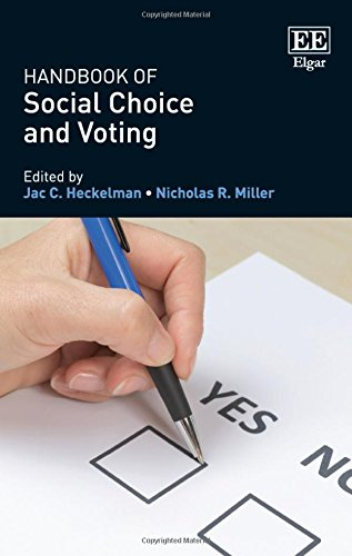 9781783470723: Handbook of Social Choice and Voting