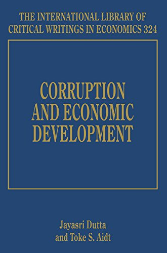 Corruption and Economic Development (International Library of Critical Writings in Economics series...