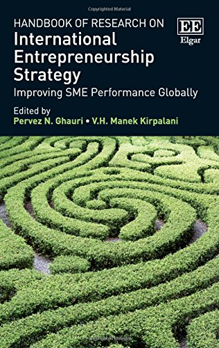 9781783471577: Handbook of Research on International Entrepreneurship Strategy: Improving SME Performance Globally (Research Handbooks in Business and Management series)