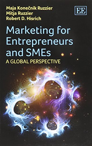 9781783471751: Marketing for Entrepreneurs and SMEs: A Global Perspective