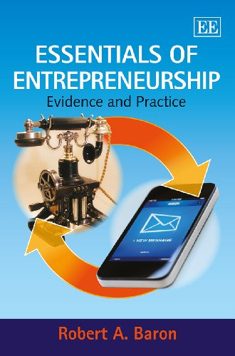 9781783471782: Essentials of Entrepreneurship: Evidence and Practice