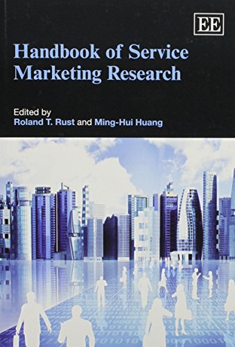 9781783472017: Handbook of Service Marketing Research (Research Handbooks in Business and Management Series)