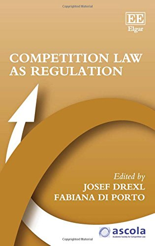 9781783472581: Competition Law As Regulation (ASCOLA Competition Law series)
