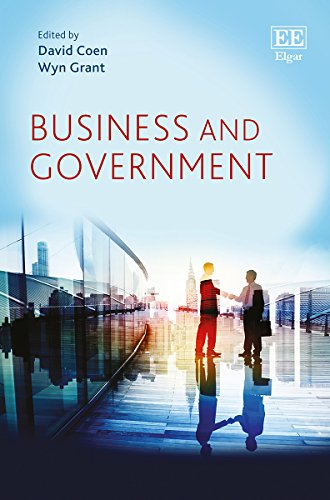 Business and Government (Elgar Mini Series): David Coen,Wyn Grant