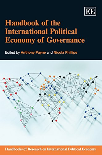 9781783473090: Handbook of the International Political Economy of Governance (Handbooks of Research on International Political Economy series)